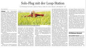 9. Feb. 2019 Artikel im Göttinger Tageblatt