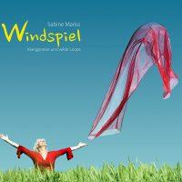CD-Cover Sabine Mariss - Windspiel