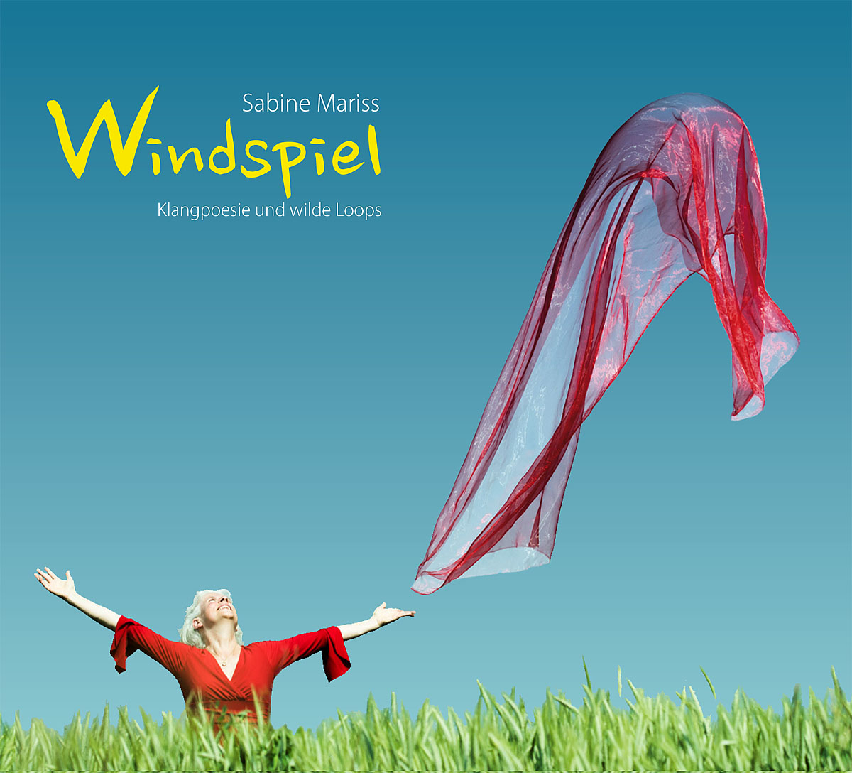 CD-Cover Sabine Mariss - Windspiel